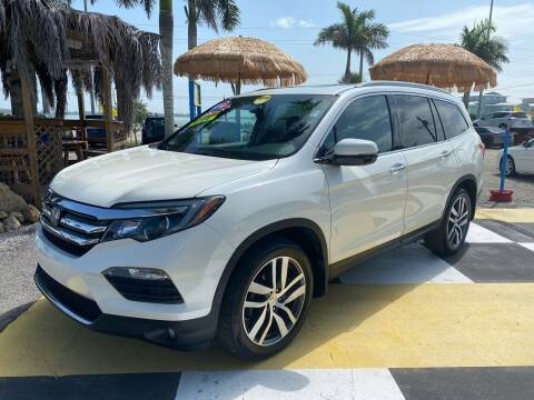 2016 Honda Pilot for sale at D&S Auto Sales, Inc in Melbourne FL