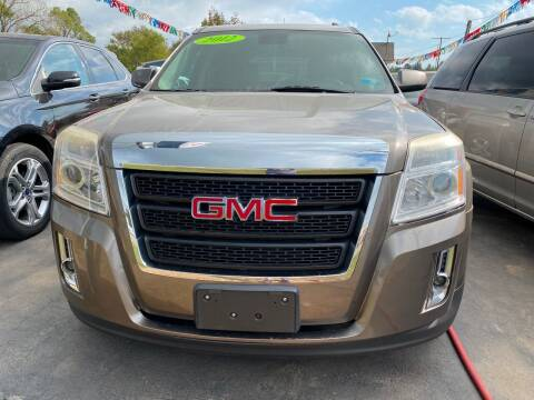 2012 GMC Terrain for sale at BEST AUTO SALES in Russellville AR