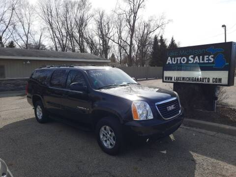 2008 GMC Yukon XL for sale at Lake Michigan Auto Sales & Detailing in Allendale MI