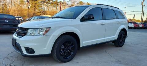 2014 Dodge Journey for sale at DADA AUTO INC in Monroe NC