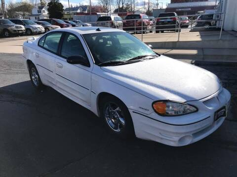 2004 Pontiac Grand Am for sale at Huggins Auto Sales in Ottawa OH