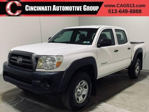 2009 Toyota Tacoma for sale at Cincinnati Automotive Group in Lebanon OH