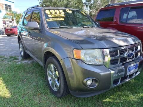 2011 Ford Escape for sale at AFFORDABLE AUTO SALES OF STUART in Stuart FL