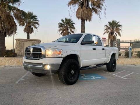 2008 Dodge Ram Pickup 2500 for sale at Motorcars Group Management - Bud Johnson Motor Co in San Antonio TX