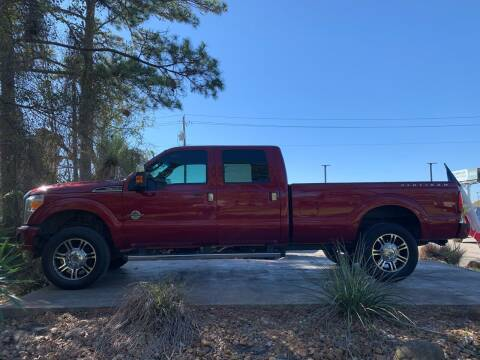 2014 Ford F-350 Super Duty for sale at Texas Truck Sales in Dickinson TX