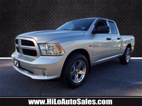 2016 RAM Ram Pickup 1500 for sale at Hi-Lo Auto Sales in Frederick MD
