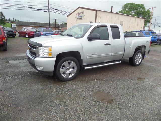 2011 Chevrolet Silverado 1500 for sale at Terrys Auto Sales in Somerset PA