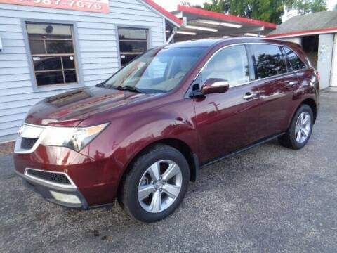 2012 Acura MDX for sale at Z Motors in North Lauderdale FL
