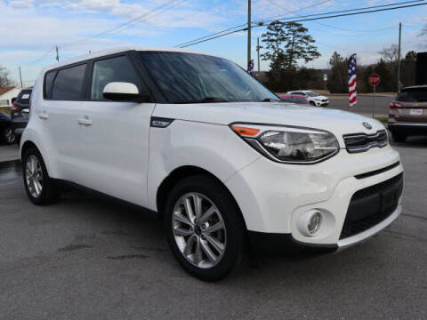 2017 Kia Soul for sale at Viles Automotive in Knoxville TN