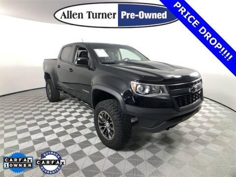 2019 Chevrolet Colorado for sale at Allen Turner Hyundai in Pensacola FL