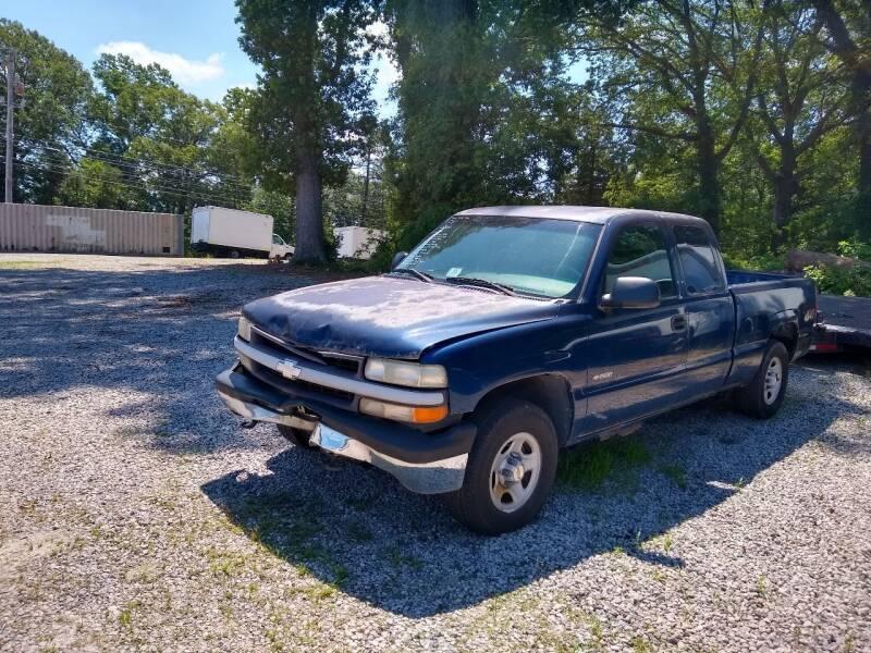 2000 Chevrolet Silverado 1500 for sale at James River Motorsports Inc. in Chester VA