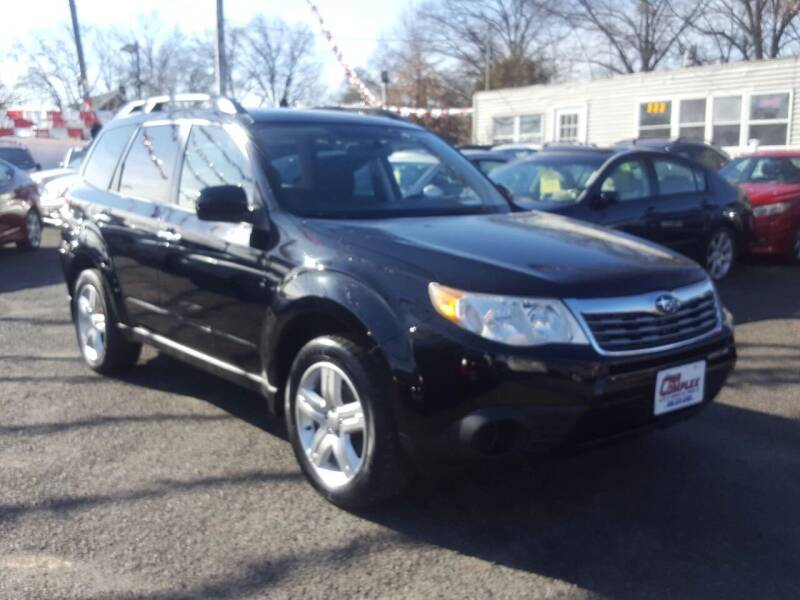 2009 Subaru Forester for sale at Car Complex in Linden NJ