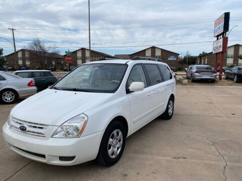 2009 Kia Sedona for sale at Car Gallery in Oklahoma City OK