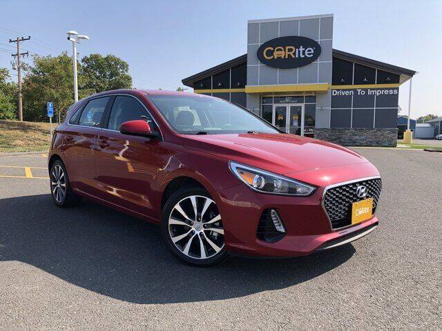 2019 Hyundai Elantra GT for sale in Windsor Locks, CT