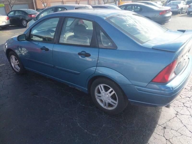 2001 Ford Focus for sale at Kash Kars in Fort Wayne IN