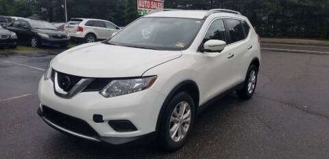 2014 Nissan Rogue for sale at Central Jersey Auto Trading in Jackson NJ