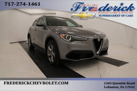 2019 Alfa Romeo Stelvio for sale at Lancaster Pre-Owned in Lancaster PA