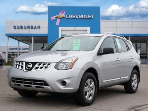2014 Nissan Rogue Select for sale at Suburban Chevrolet of Ann Arbor in Ann Arbor MI