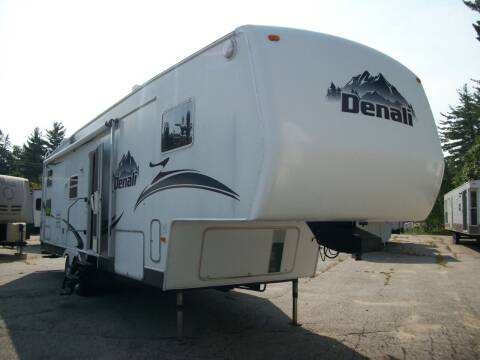 """2005 Denali 36"""" for sale at Olde Bay RV in Rochester NH"""