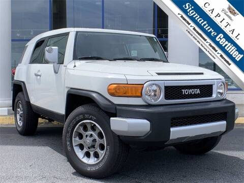 2013 Toyota FJ Cruiser for sale at Capital Cadillac of Atlanta in Smyrna GA