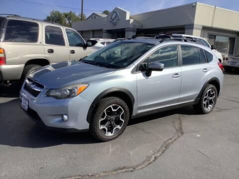 2015 Subaru XV Crosstrek for sale at Beutler Auto Sales in Clearfield UT