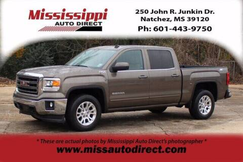 2014 GMC Sierra 1500 for sale at Auto Group South - Mississippi Auto Direct in Natchez MS