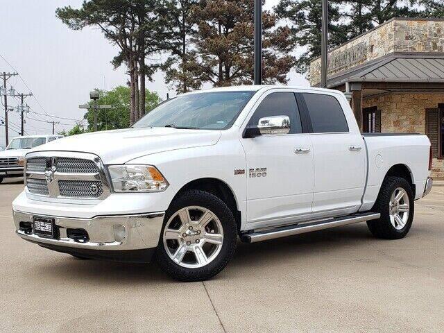 2018 RAM Ram Pickup 1500 for sale at Tyler Car  & Truck Center in Tyler TX