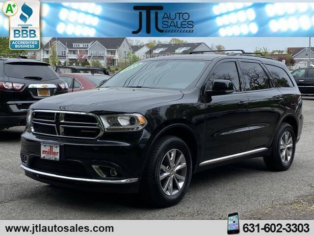 2014 Dodge Durango for sale at JTL Auto Inc in Selden NY