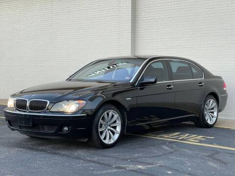 2008 BMW 7 Series for sale at Carland Auto Sales INC. in Portsmouth VA