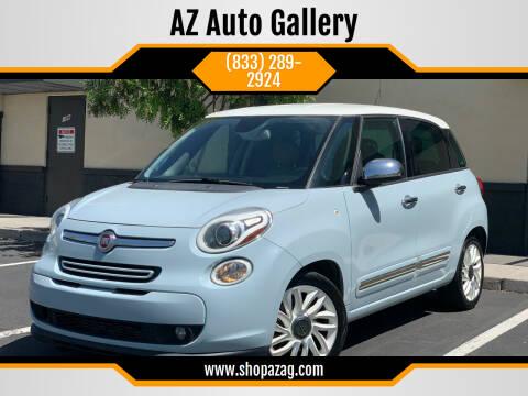 2014 FIAT 500L for sale at AZ Auto Gallery in Mesa AZ