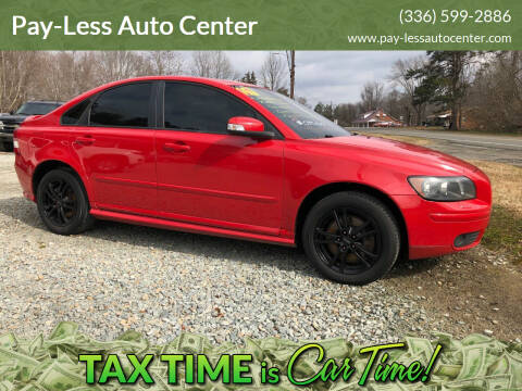 2007 Volvo S40 for sale at Pay-Less Auto Center in Roxboro NC