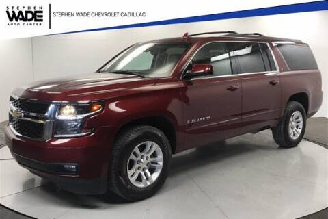 2017 Chevrolet Suburban for sale at Stephen Wade Pre-Owned Supercenter in Saint George UT