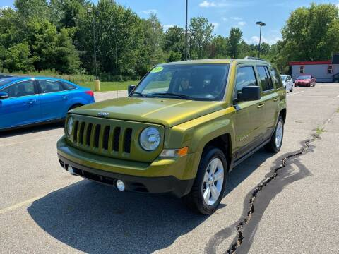 2012 Jeep Patriot for sale at Southern Auto Sales in Clinton MI