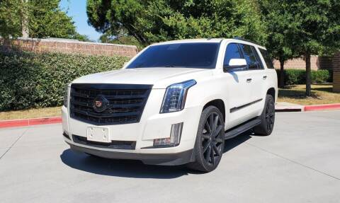2015 Cadillac Escalade for sale at International Auto Sales in Garland TX