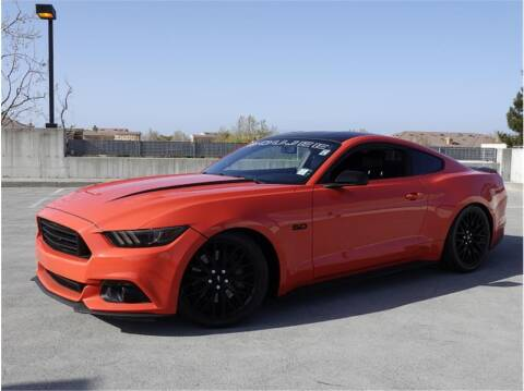 2016 Ford Mustang for sale at BAY AREA CAR SALES in San Jose CA