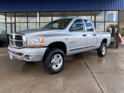2006 Dodge Ram Pickup 2500 for sale at South Commercial Auto Sales in Salem OR