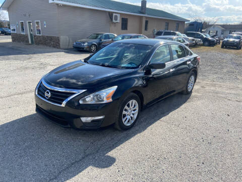 2013 Nissan Altima for sale at US5 Auto Sales in Shippensburg PA