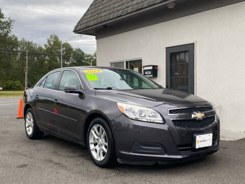 2013 Chevrolet Malibu for sale at Vantage Auto Group in Tinton Falls NJ