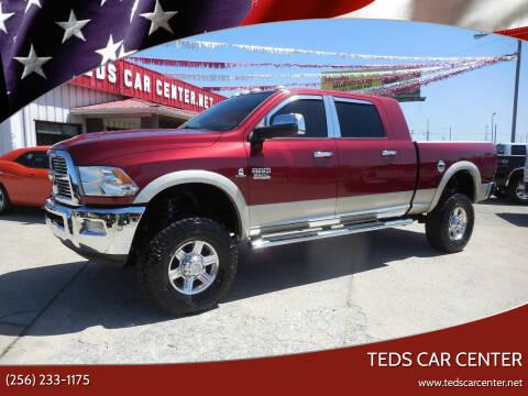 2011 RAM Ram Pickup 3500 for sale at TEDS CAR CENTER in Athens AL