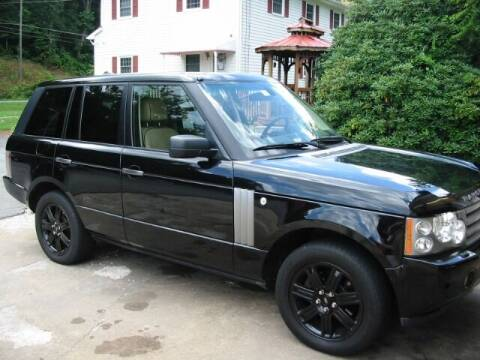 2008 Land Rover Range Rover for sale at Southern Used Cars in Dobson NC