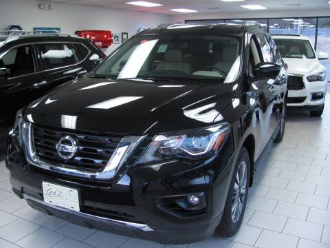 2018 Nissan Pathfinder for sale at Kens Auto Sales in Holyoke MA
