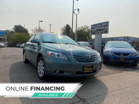2008 Toyota Camry for sale at Save Auto Sales in Sacramento CA
