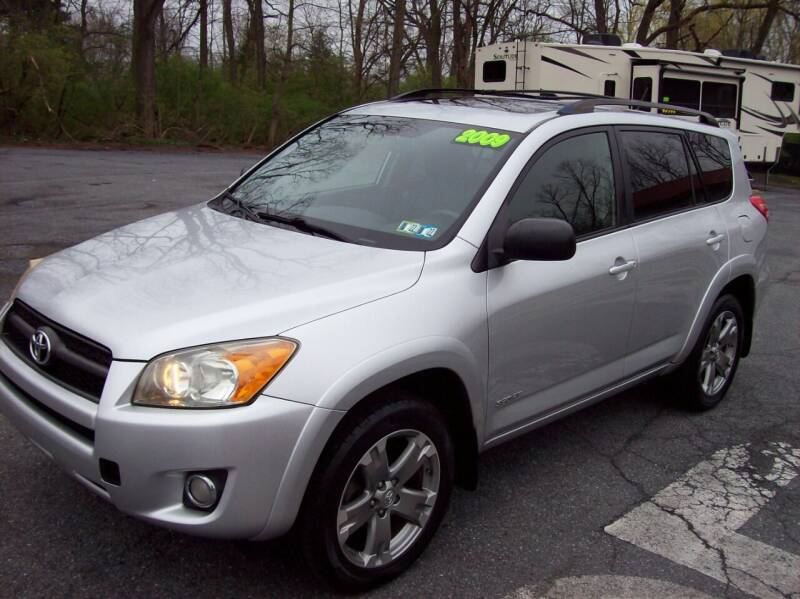 2009 Toyota RAV4 for sale at Clift Auto Sales in Annville PA
