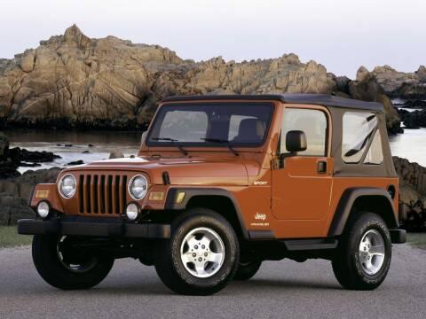 2006 Jeep Wrangler for sale at Radley Cadillac in Fredericksburg VA