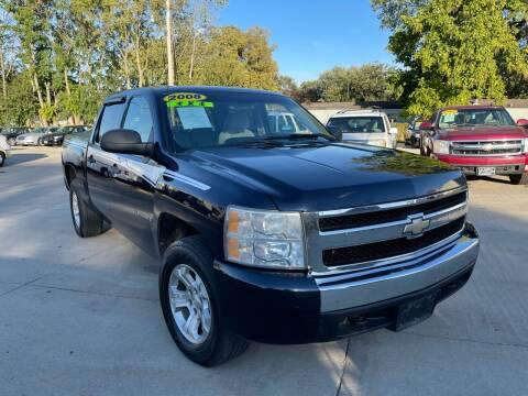2008 Chevrolet Silverado 1500 for sale at Zacatecas Motors Corp in Des Moines IA