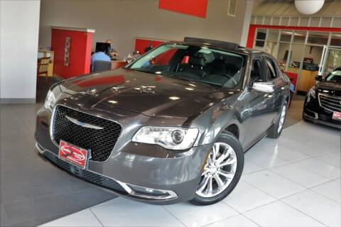 2017 Chrysler 300 for sale at Quality Auto Center of Springfield in Springfield NJ