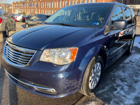 2016 Chrysler Town and Country for sale at Turner's Inc - Main Avenue Lot in Weston WV