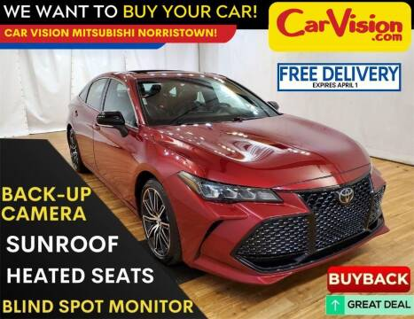 2019 Toyota Avalon for sale at Car Vision Mitsubishi Norristown in Trooper PA