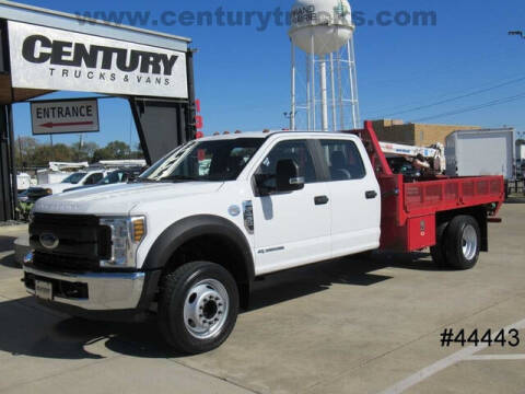 2018 Ford F-450 Super Duty for sale at CENTURY TRUCKS & VANS in Grand Prairie TX