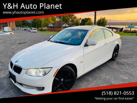 2013 BMW 3 Series for sale at Y&H Auto Planet in West Sand Lake NY
